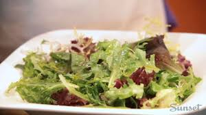 green salad for thanksgiving best green salad recipes sunset