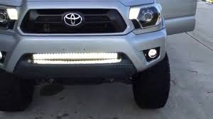 Led Bulbs For Fog Lights by Morimoto Xb Led Fog Lights Toyota Tacoma Fogs Youtube