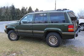 jeep grand 1995 limited 1995 jeep grand pictures cargurus