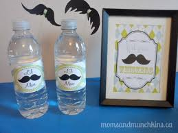 Drinks For Baby Shower - little man baby shower ideas moms u0026 munchkins
