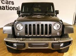 bronze jeep 2016 jeep wrangler unlimited 4x4 75th edition