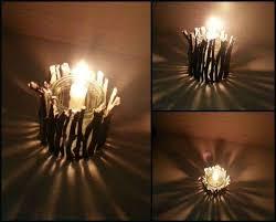porta candele portacandele fai da te foto tempo libero pourfemme