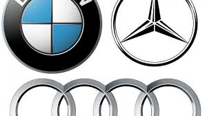 mercedes bmw or audi mercedes can t keep up with bmw and audi in global luxury car