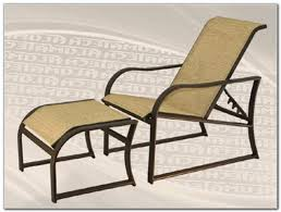 reclining patio chairs with ottoman patios home furniture