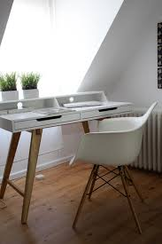 Kleiner Weisser Schreibtisch Endlich Ist Er Da Mein Neuer Kleiner Schreibtisch Deko Hoch Drei
