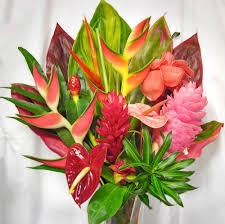 the wailua hawaiian floral arrangement make their day with a