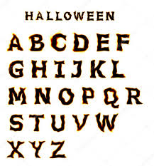 25 halloween fonts that ll scare the pants off of you