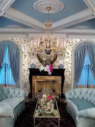 Elegant Living Room Wallpaper Photo Page Hgtv