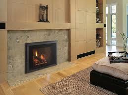 modern gas fireplace insert binhminh decoration