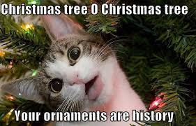 tree oh tree your ornaments are history act