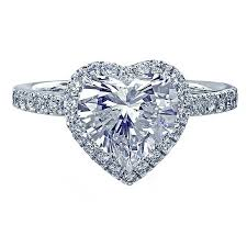 shaped rings images Heart shaped engagement rings halo engagement heart shapes and jpg