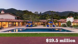 cliff may architect massive montecito ranch built by architect cliff may listed for