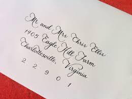 calligraphy invitations custom wedding invitation calligraphy megan