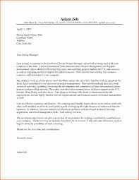 ideas collection business analyst project manager cover letter