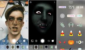 instagram rolling out new superzoom feature halloween filters and