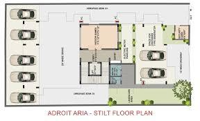 Stilt House Floor Plans by 3 Bhk Flats U0026 Apartments Sale In Mahalingapuram Near Nungambakkam