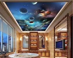 3d Wallpaper Home Decor 3d Wall Decor Solar System Home Decor Ideas