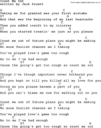 Lyrics To Count On Me Bruno Mars Count On Me Chords Easy 100 Images Amazon Com Count On Me