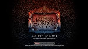 halloween horror nights attractions halloween horror nights 2017 on livestream