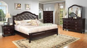 King Size Bedroom Furniture Sets Platform Bedroom Furniture Set With Leather Headboard 146 Xiorex