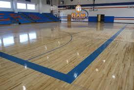 Gym Floor Refinishing Supplies by Ram Enterprises