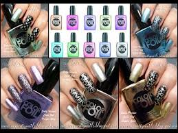 new sally hansen color foil collection limited edition polish