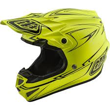green motocross helmets troy lee designs 2018 se4 composite mcqueen helmet at mxstore