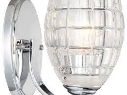 Chrome Bathroom Sconces Bathrooms Design Minka Lavery Bathroom Lighting City Square Bath