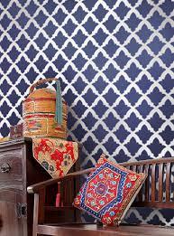 stencils for home decor stencil turkish tulip beautiful moroccan inspired stencils for