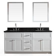 Ferguson Vanities Bathroom Concave 100cm Wall Hung Vanity In Brown For Bathroom