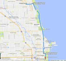 Cta Blue Line Map Heading To The Cubs Parade Friday Here U0027s How To Get There
