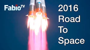 2016 road to space launch compilation youtube