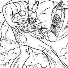amazing spiderman coloring pages hellokids