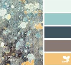 aged hues thinking of this color palette for the dining room