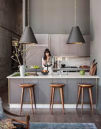 barhocker küche küche grau pendelleuchten barhocker wohnungen