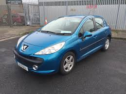 peugeot 207 new peugeot 207 1 owner new ireland service u0026 repair