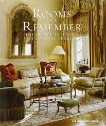 amazon com rooms to remember the classic interiors of suzanne