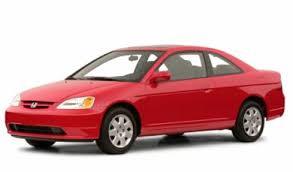 see 2001 honda civic color options carsdirect