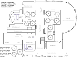 sample floor plans weddings events and the park