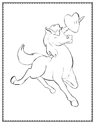 cute valentines coloring pages kids coloring