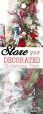 save time and store your decorated christmas tree design dazzle