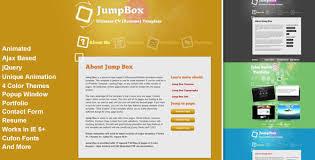 animated resume 55 best online resume templates tutorial zone