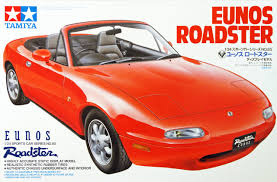 mazda roadster tamiya 24085 mazda eunos roadster 1 24 scale kit plaza japan