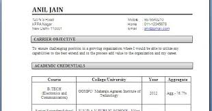 Resume Format For Diploma In Civil Engineering Amusing Diploma Resume Model 17 For Your Professional Resume With