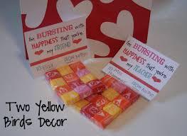 school valentines two yellow birds decor school s treats valentines day