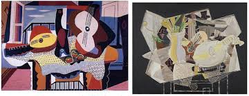 Picasso Still Life With Chair Caning 1912 Hockney Photography Movements