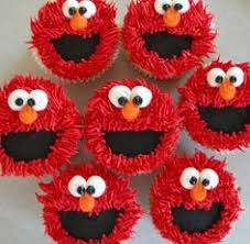 elmo cupcakes easy elmo cupcakes elmo cupcakes elmo and