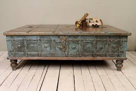 Weathered Coffee Table Popular Distressed Coffee Table Within Cool Tables Dining Wood