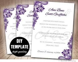 free wedding invitation templates wedding invitation templates