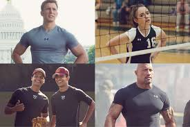 Collins The Blind Side Under Armour Chris Evans Lily Collins Suraj Sharma Madhur U2026 Flickr